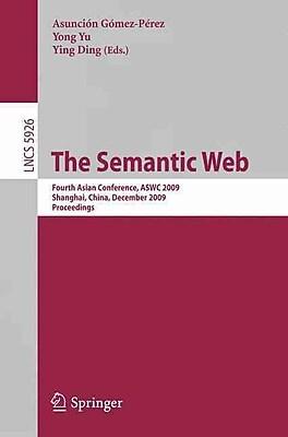 The Semantic Web Yong-jiang Yu, Ying Ding