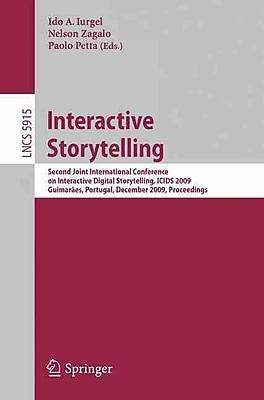 Interactive Storytelling (Paperback)