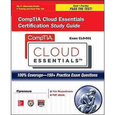 CompTIA Cloud Essentials Certification Study Guide