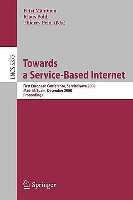 Towards a Service Based Internet