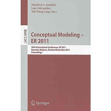 Conceptual Modeling - ER 2011