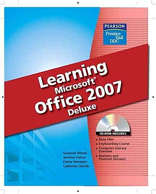 Learning Microsoft Office 2007, Deluxe Student Edition