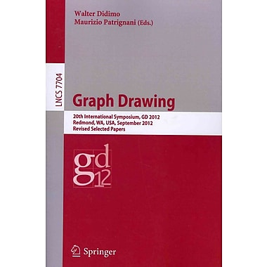 Graph Drawing: 20th International Symposium