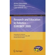 Research and Education in Robotics - EUROBOT 2009