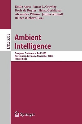 Ambient Intelligence (European Conference)