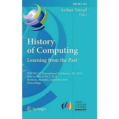 History of Computing Hardcover