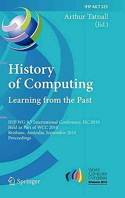 History of Computing Hardcover