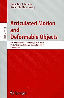Articulated Motion and Deformable Objects (Paperback)