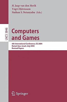 Computers and Games: 4th International Conference
