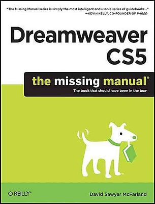 Dreamweaver CS5: The Missing Manual