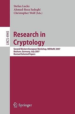 Research in Cryptology