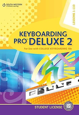 Keyboarding Pro Deluxe 2 Student License