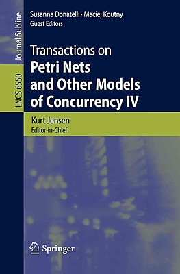 Transactions on Petri Nets and Other Models of Concurrency