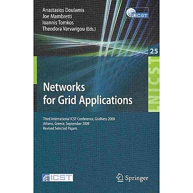 Networks for Grid Applications (Paperback)