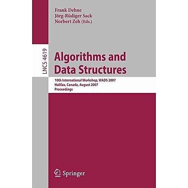 Algorithms and Data Structures: 10th International Workshop