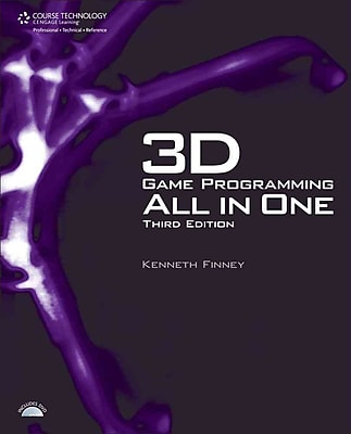 3D Game Programming All in One, Third Edition
