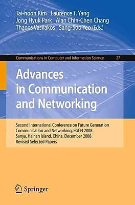 Advances in Communication and Networking