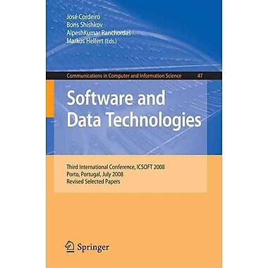 Software and Data Technolgoies: Third International Conference, ICSOFT 2008