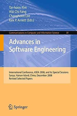 Advances in Software Engineering International Conference, ASEA 2008