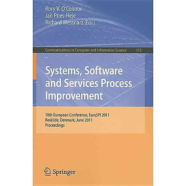 Systems, Software and Services Process Improvement: 18th European Conference