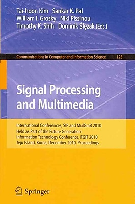 Signal Processing and Multimedia