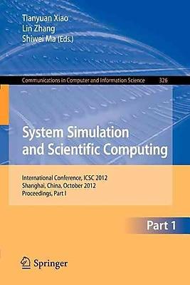 System Simulation and Scientific Computing