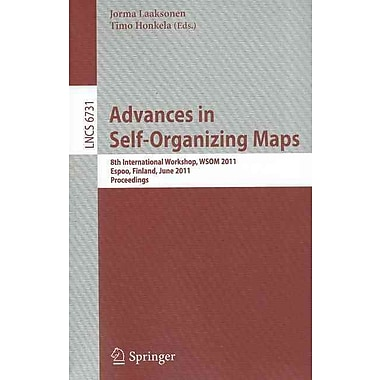 Advances in Self-Organizing Maps