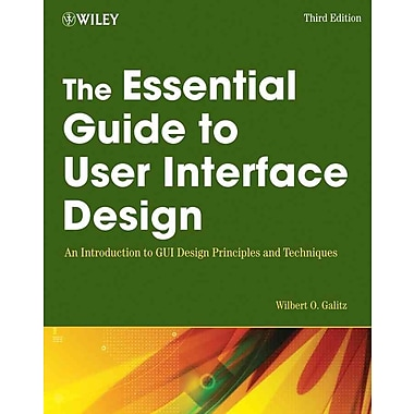 The Essential Guide to User Interface Design