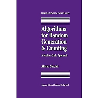 Algorithms for Random Generation and Counting: