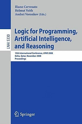 Logic for Programming, Artificial Intelligence, and Reasoning Paperback