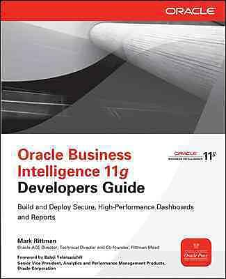 Oracle Business Intelligence 11g Developers Guide