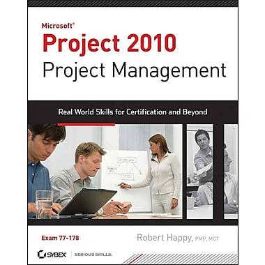 Project 2010 Project Management