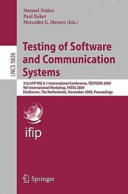 Testing of Software and Communication Systems