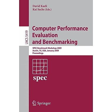 Computer Performance Evaluation and Benchmarking