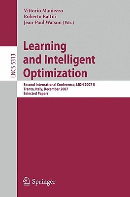 Learning and Intelligent Optimization (Paperback)