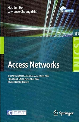 Access Networks: 4th International Conference
