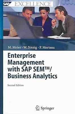 Enterprise Management with SAP SEM/ Business Analytics
