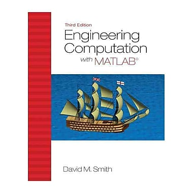 Engineering Computation with MATLAB (3rd Edition), New Book