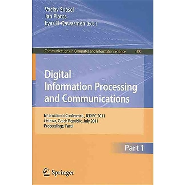 Digital Information Processing and Communications