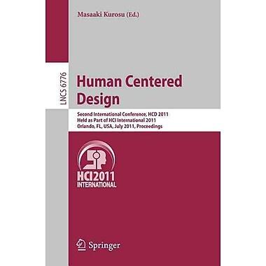 Human Centered Design (Paperback)