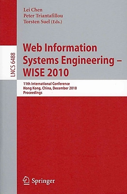 Web Information Systems Engineering - WISE 2010