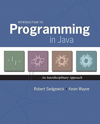 Introduction to Programming in Java: An Interdisciplinary Approach 1122248