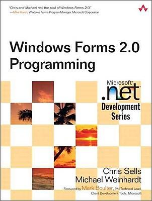 Windows Forms 2.0 Programming (Microsoft .NET Development Series)