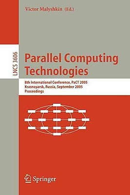 Parallel Computing Technologies (Paperback)