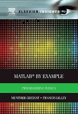 MATLAB® by Example: Programming Basics