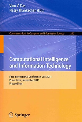 Computational Intelligence and Information Technology