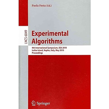 Experimental Algorithms: 9th International Symposium