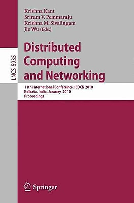 Distributed Computing and Networking: 11th International Conference