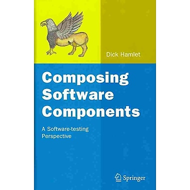 Composing Software Components: A Software-testing Perspective