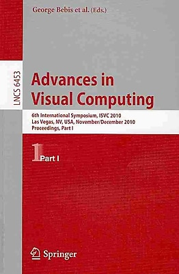 Advances in Visual Computing (Paperback)